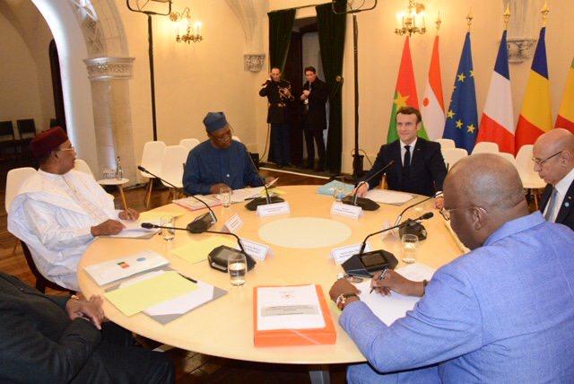 Sommet de Pau : le président du Tchad veut une réponse forte contre le terrorisme