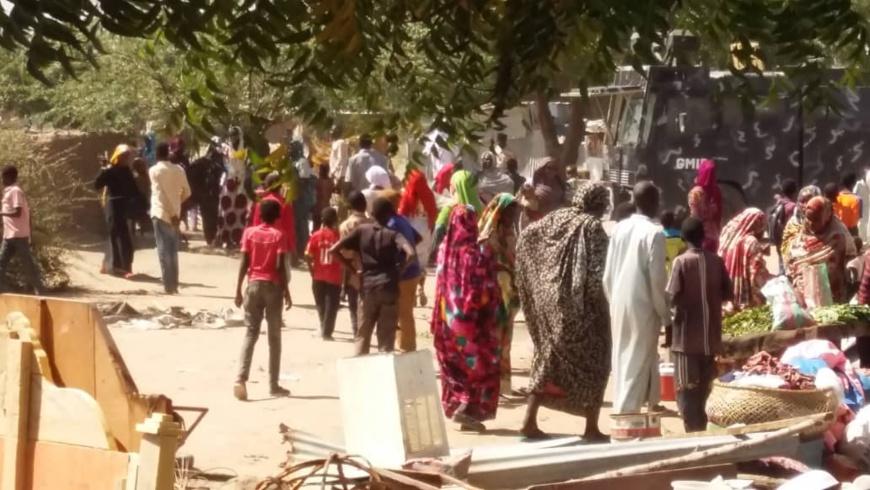 Tchad : la police déguerpit des populations à Diguel