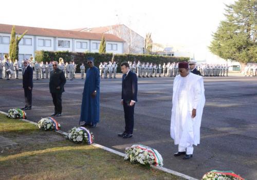 """G5 Sahel : le sommet de Pau salué au Tchad, un """"pas important dans la coopération"""". © PR"""