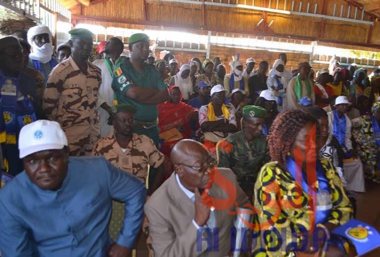 Tchad : le ministre de l'Eau à Sarh pour l'inauguration d'un important forage