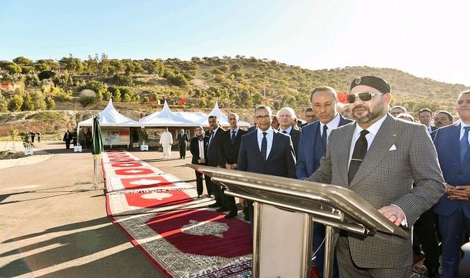 La capitale des Alizés, Essaouira, a accueilli le Roi Mohammed VI. © DR