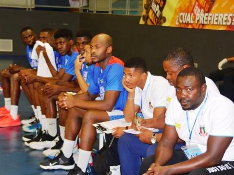 Afrobasket : une revanche décisive dimanche pour le Tchad contre la Guinée équatoriale. © Sarilusi Tarifa King (DPGWIGE)