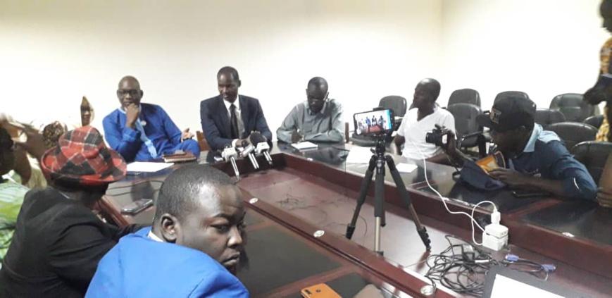 Tchad : L'Union des télévisions privées d'Afrique impose sa stratégie. © Alwihda Info/Djibrine Haïdar