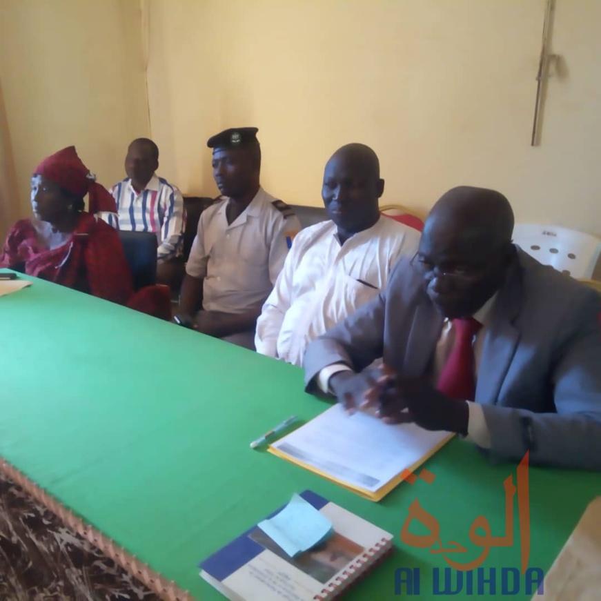 Tchad : la commune de Pala en session budgétaire, un prévisionnel en baisse. © Foka Mapagne/Alwihda Info