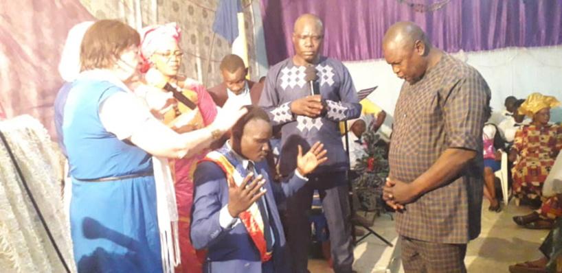 Tchad : L'église évangélique Foursquare célèbre 100 ans d'existence. © Djibrine Haïdar/Alwihda Info
