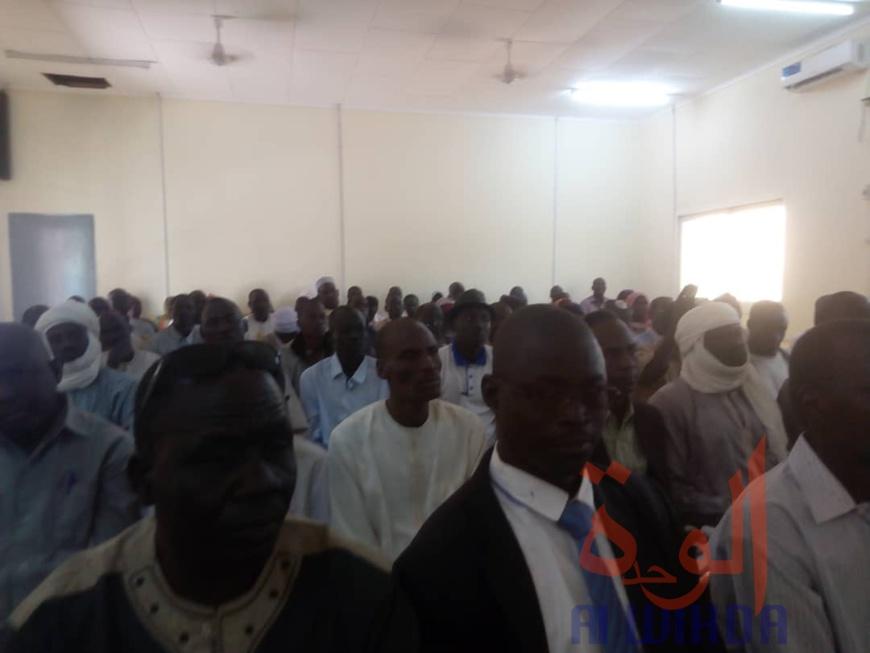 86 directeurs d'écoles formés en gestion pédagogique au Ouaddaï