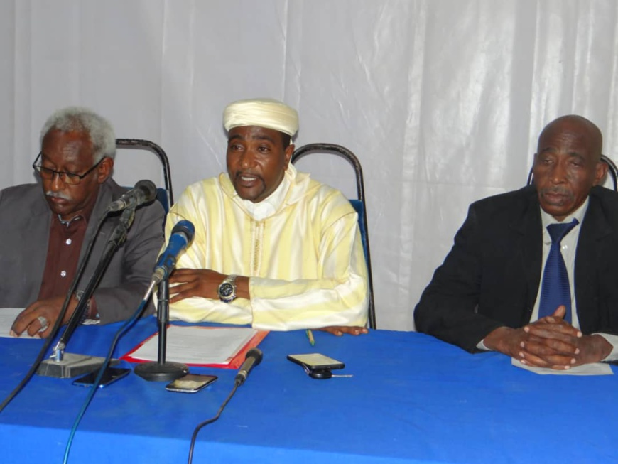 """Tchad : """"une convention pour des évacuations sanitaires à moindre coût"""", Pr Ibrahim Moussa. © Abakar Chérif/Alwihda Info"""