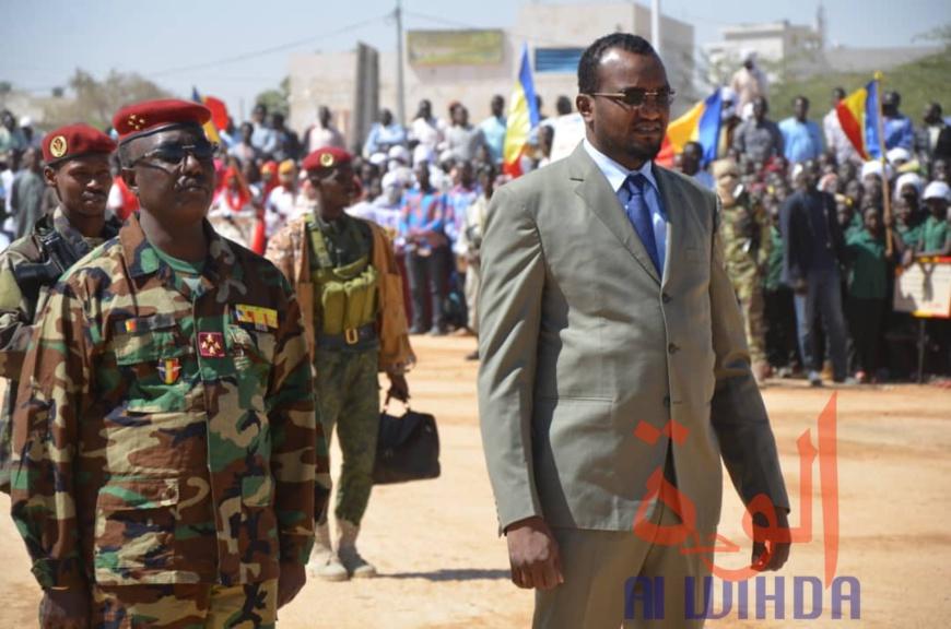 """Tchad : """"Le comité de désarmement sera renforcé"""", annonce le ministre de la défense. ©Abba Issa/Alwihda Info"""