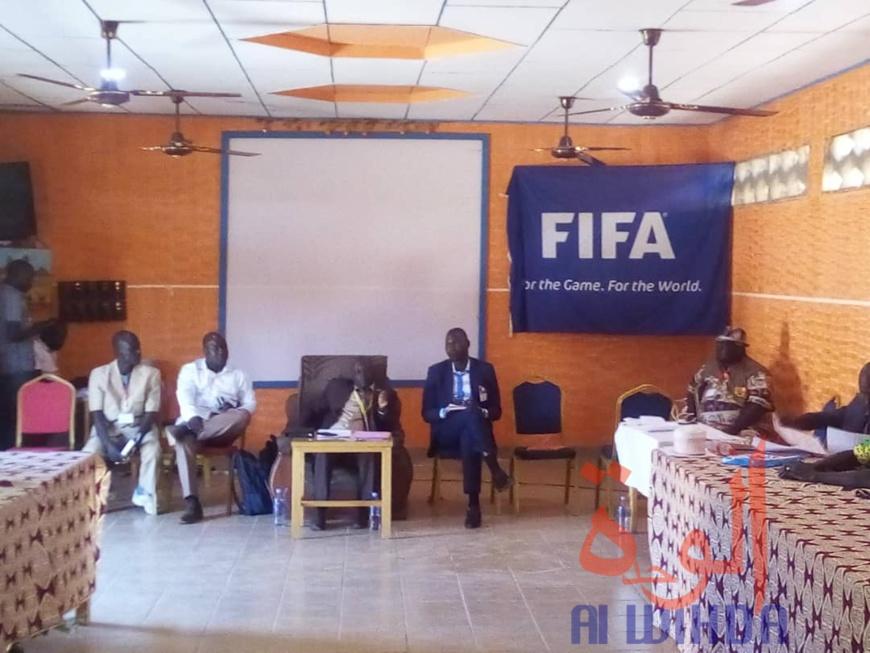 Tchad : La ligue provinciale de football du Mayo Kebbi Ouest valide son budget. © Foka Mapagne/Alwihda Info