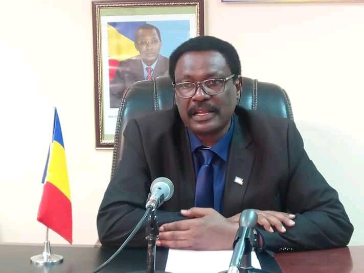 Le ministre de la Santé publique, Mahmoud Youssouf Khayal. © DR
