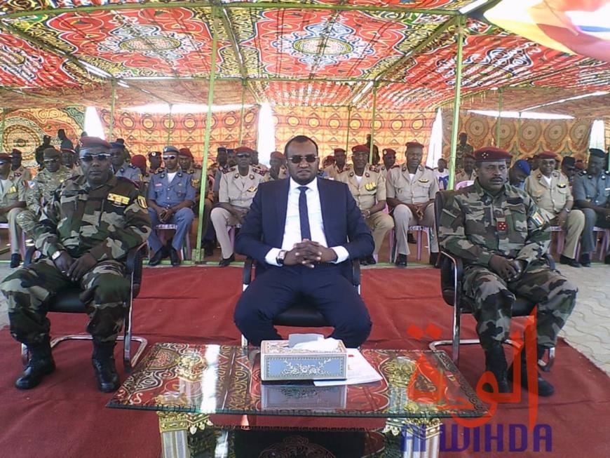Passation de commandement à l'état-major général des armées le 1er février 2020. © Alwihda Info