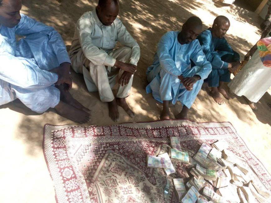 Tchad : plusieurs arrestations après le braquage du Trésor public d'Adré. © DR/Min.Def