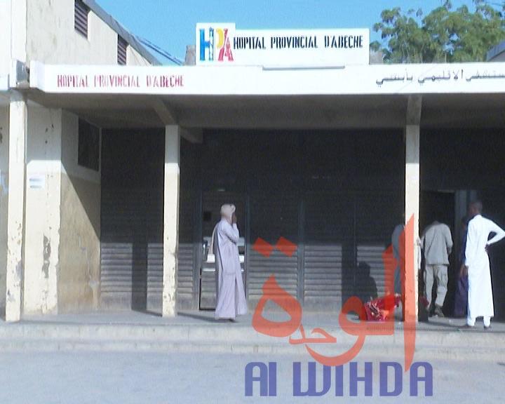 Tchad : une femme accouche de triplés, ils sont en bonne santé. © Abba Issa/Alwihda Info