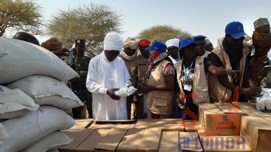 Tchad : des milliers de réfugiés soudanais délocalisés sur un site sécurisé à l'Est