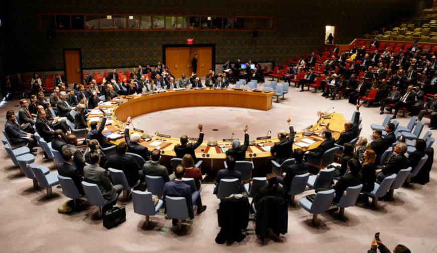 Le Conseil de sécurité de l'ONU. © DR