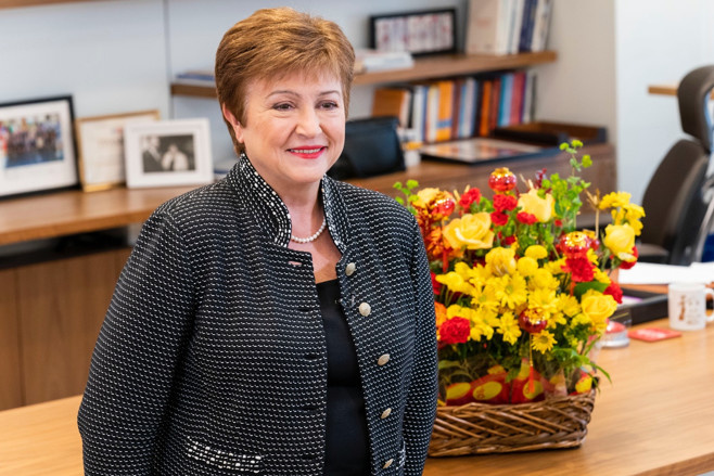 International Monetary Fund Managing Director Kristalina Georgieva. (Photo: IMF)