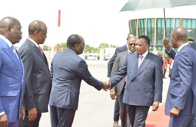 Denis Sassou N'Guesso. ©DR