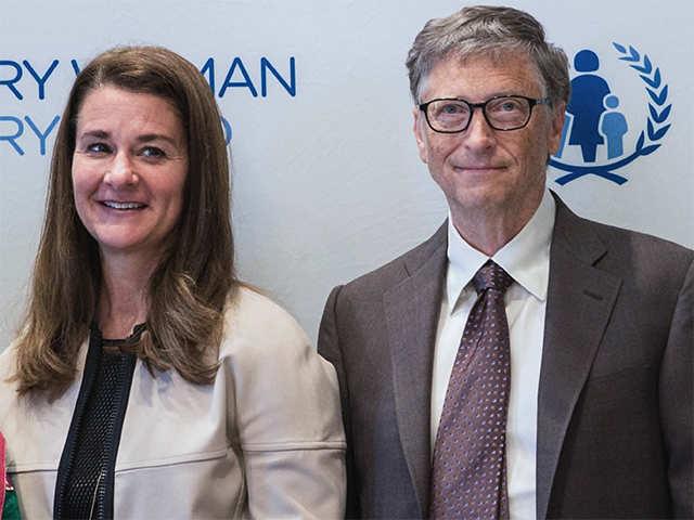 Bill et Melinda Gates publient leur lettre annuelle 2020. © DR