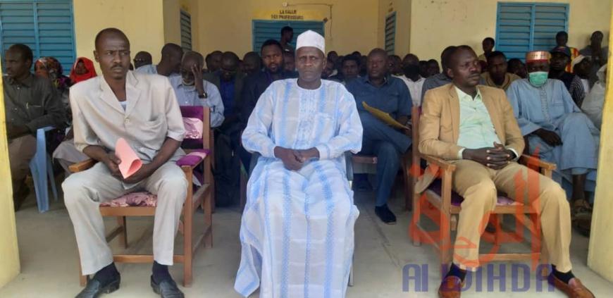 Tchad : la formation professionnelle, un défi pour l'insertion des jeunes. © Abba Issa/Alwihda Info