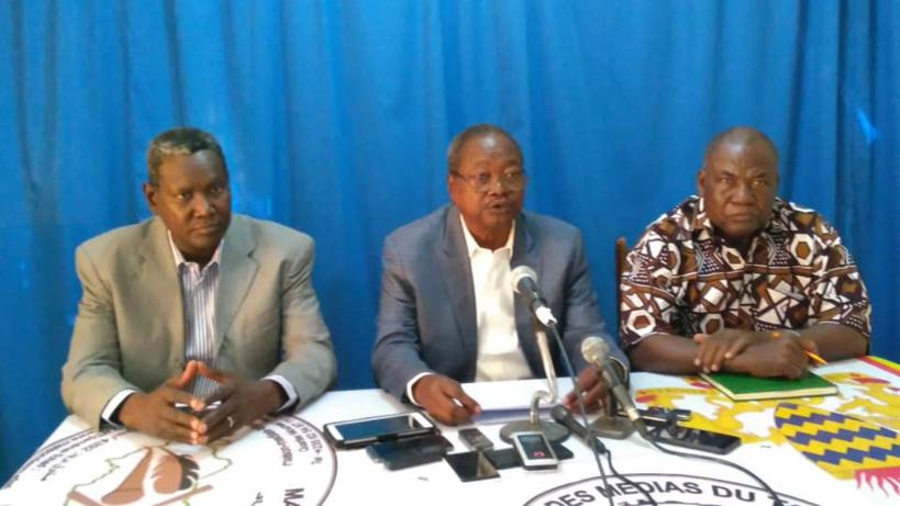 Tchad : le journal N'Djamena Hebdo va célébrer ses 30 ans d'existence. © Malick Mahamat/Alwihda Info