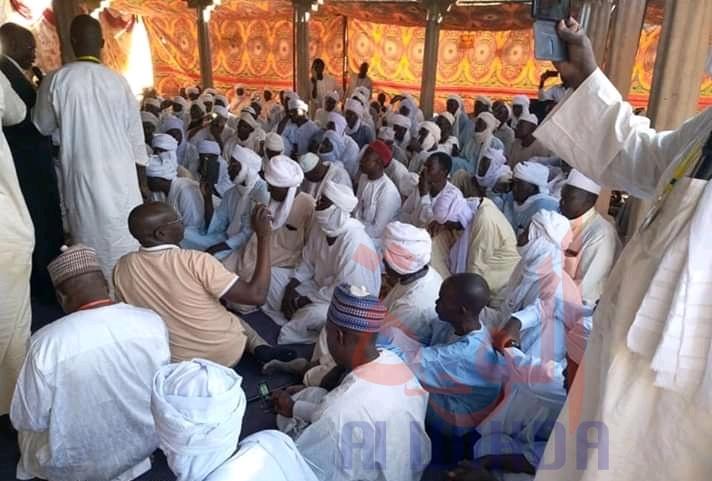 Tchad : le Sultanat du Dar Sila célèbre la paix et prône la cohabitation. © Mahamat Issa Gadaya/Alwihda Info
