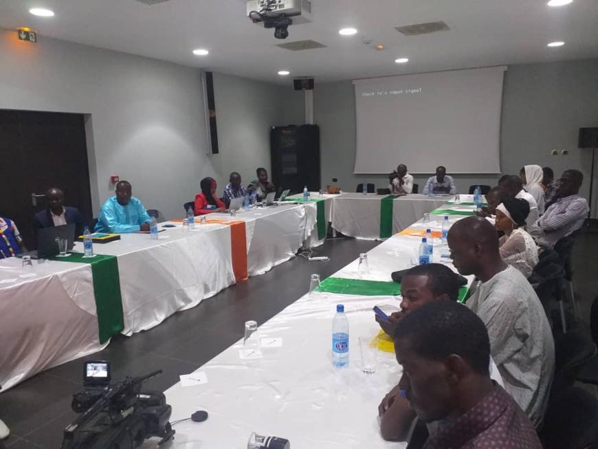 Tchad : une association s'implique pour porter la voix des jeunes du G5 Sahel. © Djibrine Haïdar/Alwihda Info