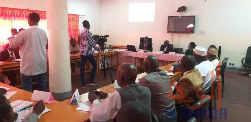 Tchad : l'Université Adam Barka prépare son conseil d'administration. © Abba Issa/Alwihda Info
