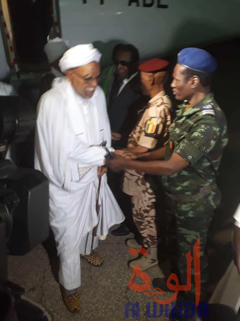 Tchad : tournée provinciale du khalife général de la confrérie Tidjania. © Alwihda Info