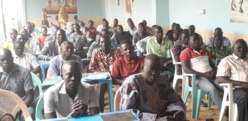 Tchad : Dr. Allah-Ridy Koné revendique 12.144 ralliements au MPS dans la Kabbia. © Djibrine Haidar/Alwihda Info