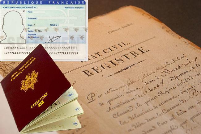 L'exigence de l'apostille pour l'admission de la force probante d'un acte de naissance étranger. © DR