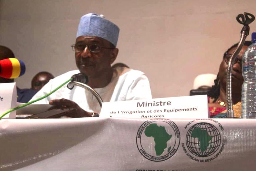 Tchad : un grand programme lancé au bénéfice de plus d'un million de citoyens. © Malick Mahamat Tidjani/Alwihda Info