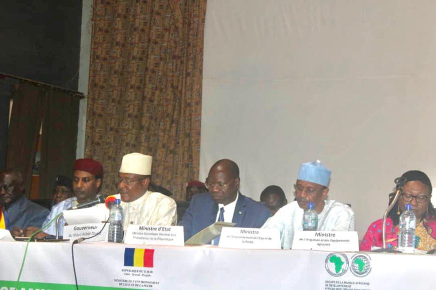 """Tchad : dégradation effrénée de l'environnement, une """"lutte sans merci"""" (Kalzeube Payimi). © Malick Mahamat/Alwihda Info"""