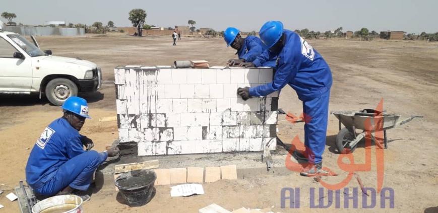 Tchad : Laï, capitale de l'or blanc, un potentiel énorme malgré l'enclavement. © Éric Guedi/Djibrine Haïdar/Alwihda Info