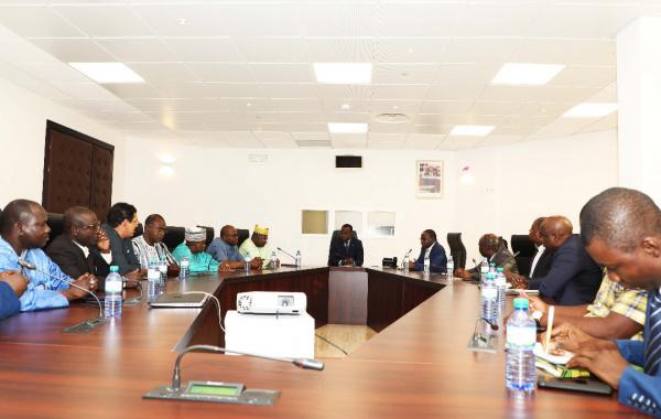 Le Togo, le Burkina Faso et le Niger font une évaluation de leurs systèmes informatiques douaniers. © DR/Togo First