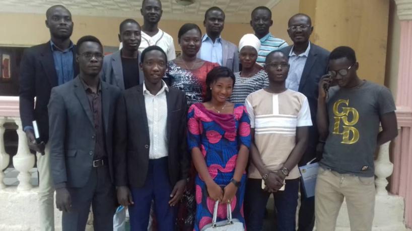 Tchad : une association à la rescousse des jeunes dans la recherche d'emploi. © Abakar Chérif/Alwihda Info