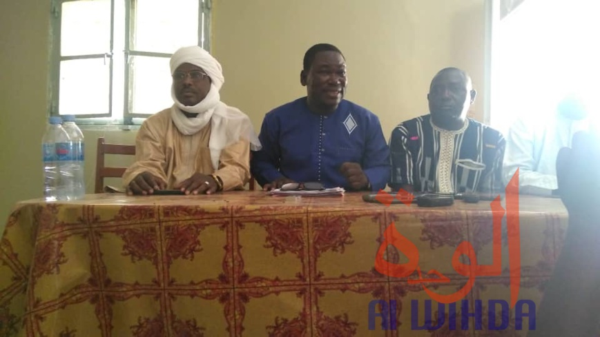Tchad : la LTDH et l'avocat Kagonbé mettent en garde contre l'expropriation de la famille Ourada. ©Malick Mahamat/Alwihda Info