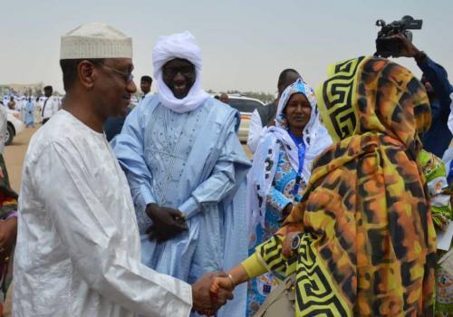 Tchad : Moussoro à l'honneur pour la clôture de la SENAFET. © PR