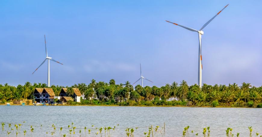 L'IRENA invite les développeurs de projets d'énergie renouvelable à déposer leur proposition. © DR
