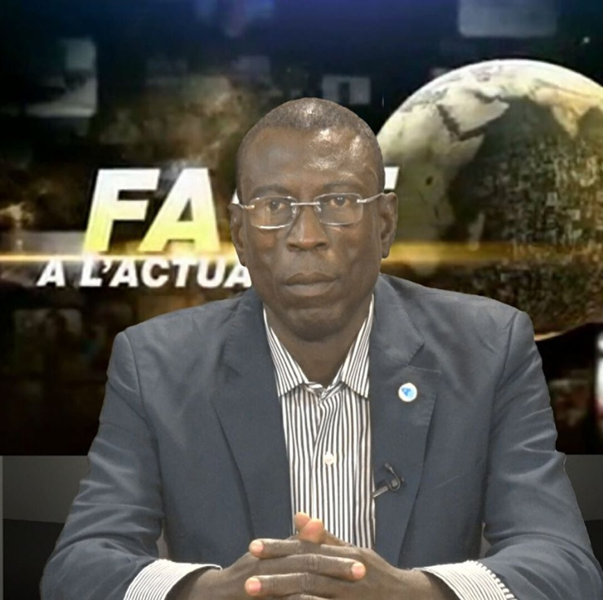 Tchad : décès du journaliste Nadjitan Ndoh. © DR/Nadjitan Ndoh (Facebook)
