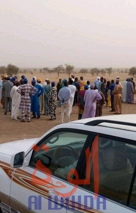Tchad : les délégations affluent à Mongo pour l'anniversaire du MPS. © Béchir Badjouri/Alwihda Info