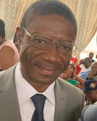 Luc Messi Atangana, maire de la ville de Yaoundé.