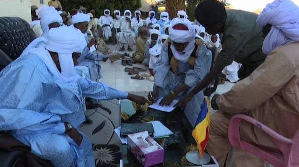 Tchad : au Borkou, un accord de paix entre communautés en conflits. © Ministère défense/Alwihda Info