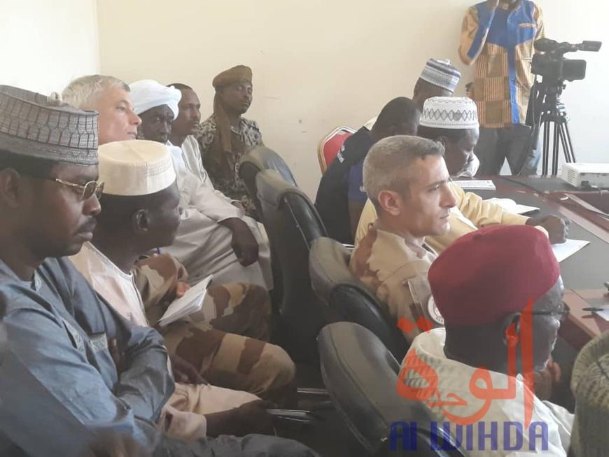 Tchad - Coronavirus : au Ouaddaï, le comité provincial de crise se réunit