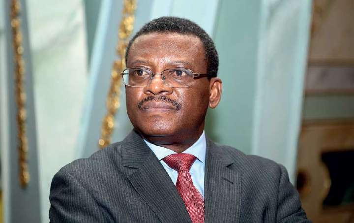 Le Premier ministre camerounais Joseph Dion Ngute. © MoneyTag