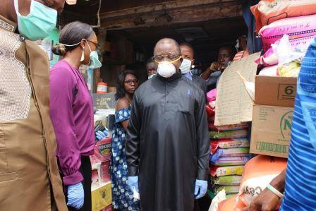Cameroun/Stabilité des prix: Le ministre du Commerce dans les marchés
