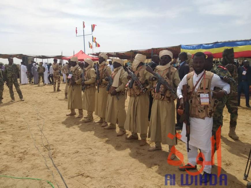 Tchad - Intronisation : le trône du Sultan sous haute sécurité à Abéché. © Abba Issa/Alwihda Info