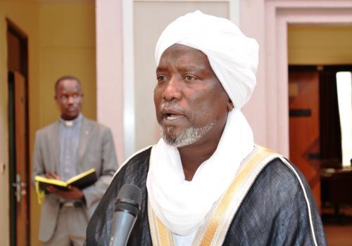 Tchad - Covid-19 : les leaders religieux approuvent les mesures du Gouvernement. © PR