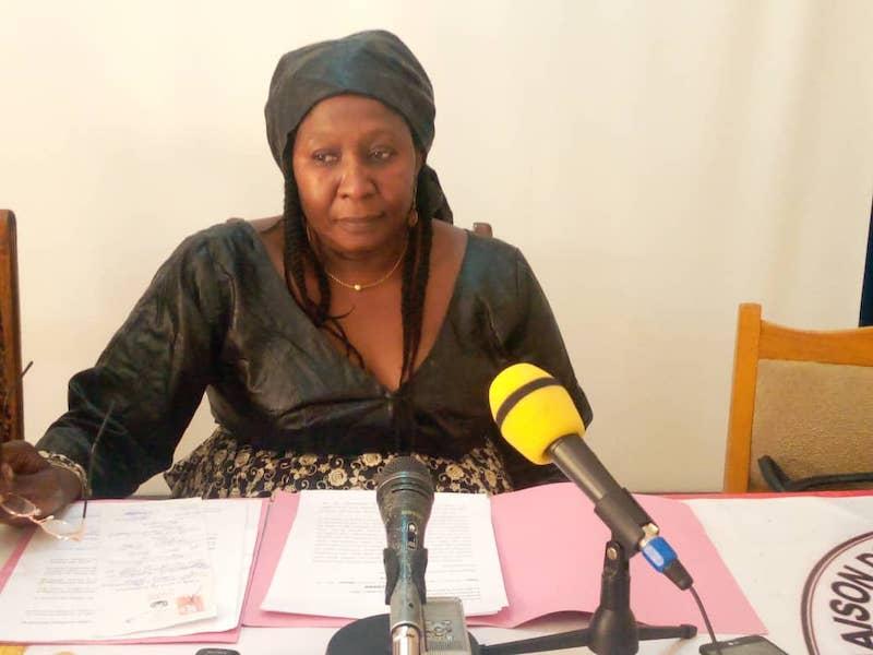 """Tchad : Toupta Boguena dénonce une cabale, """"Je suis protégée par le seigneur"""". © Alwihda Info"""