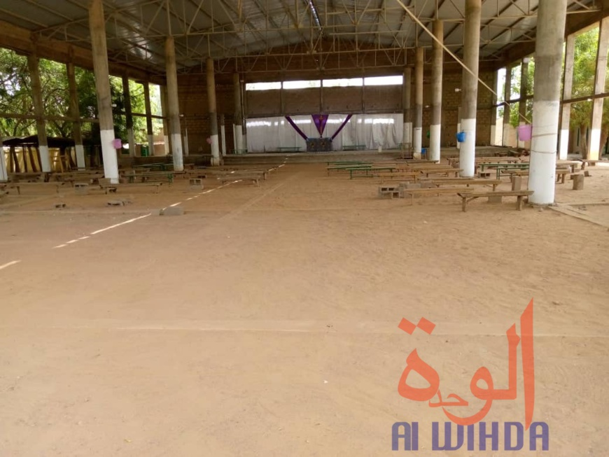 Tchad - Covid-19 : comme prévu, les églises ont fermé leurs portes