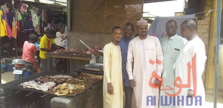 Tchad - Coronavirus : le maire d'Ati prend les devants. © Hassan Djidda Hassan/Alwihda Info